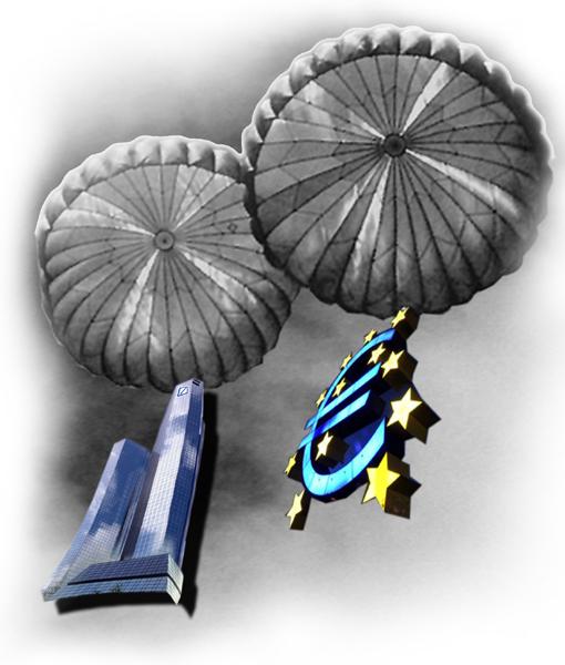 Fallschirm Euro DB2 kl